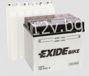 Акумулатор Exide Bike Y60-N30L-B