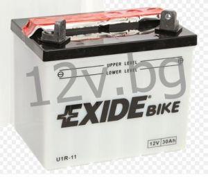 Акумулатор Exide Bike U1R-11