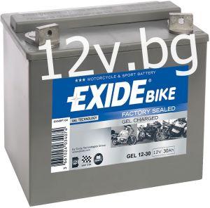 Акумулатор Exide Bike GEL G 30
