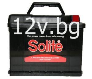 Акумулатор SOLITE 12/62 Ah R+