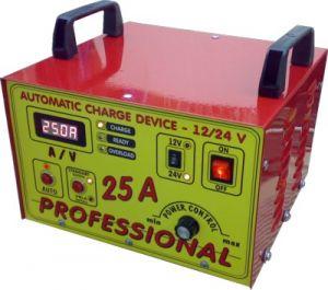 Зарядно устройство 12/24V  25A