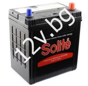 Акумулатор SOLITE 12/40 Ah R+JS