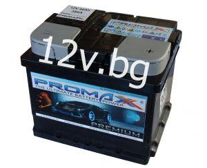 Акумулатор PROMAXX 12/46 Ah R+