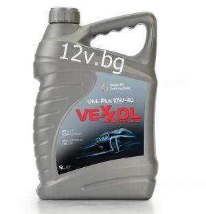 Масло VEXXOL UNL Plus 10W40 - 5л.
