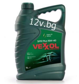 Масло VEXXOL 15W40 SPR Plus -5л.