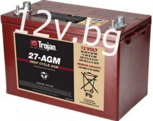 Акумулатор Trojan 27-AGM