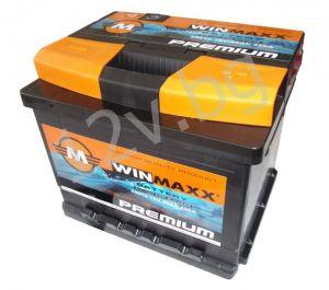 Акумулатор WINMAXX Premium 50R+