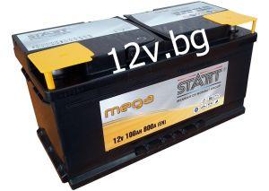 Акумулатор START Mega - 12/95 Ah R+