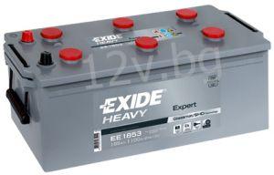 Акумулатор Exide EXPERT HVR 140 Ah L+