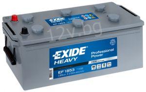 Акумулатор Exide EXPERT HVR 225 Ah L+