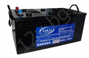 Акумулатор VeGa 225L+