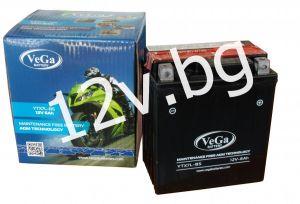 Акумулатор VeGa Bike YT7B-BS