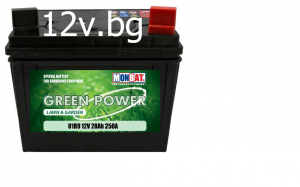 Акумулатор MONBAT GREEN POWER - 12/28Ah R+