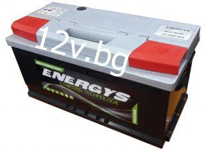 Акумулатор ENERGYS - 12/100 Ah R+