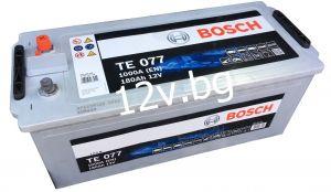 Акумулатор 12/180 L - BOSCH TE 077 EFB