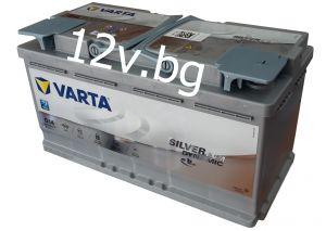 Акумулатор VARTA SILVER DYNAMIC AGM 95 R+