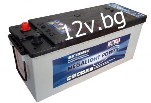 Акумулатор MONBAT MEGALIGHT POWER AGM 140 Ah L+