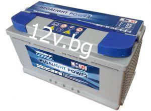 Акумулатор MONBAT MEGALIGHT POWER AGM 100 Ah R+