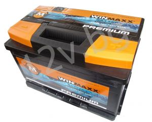 Battery WINMAXX Premium 75R+