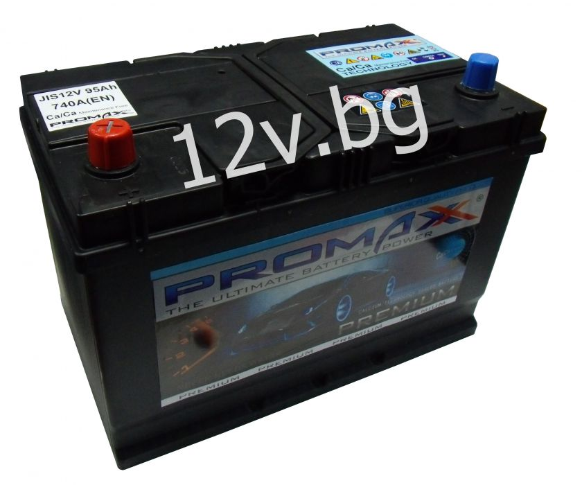 battery promaxx 12 95 ah l jis