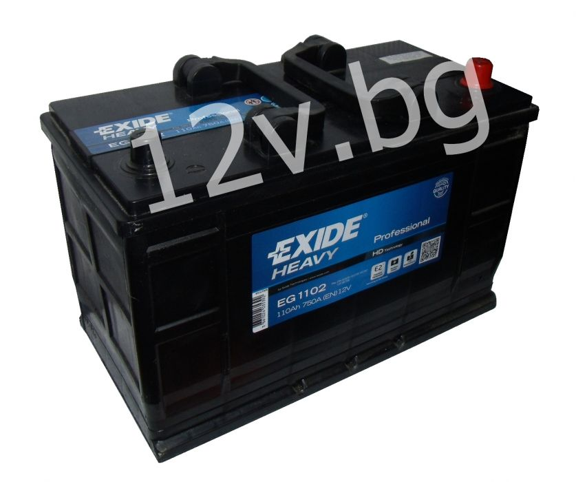 battery exide professional 110 ah r. Black Bedroom Furniture Sets. Home Design Ideas
